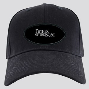Father of the Bride Rocker Morph Black Cap
